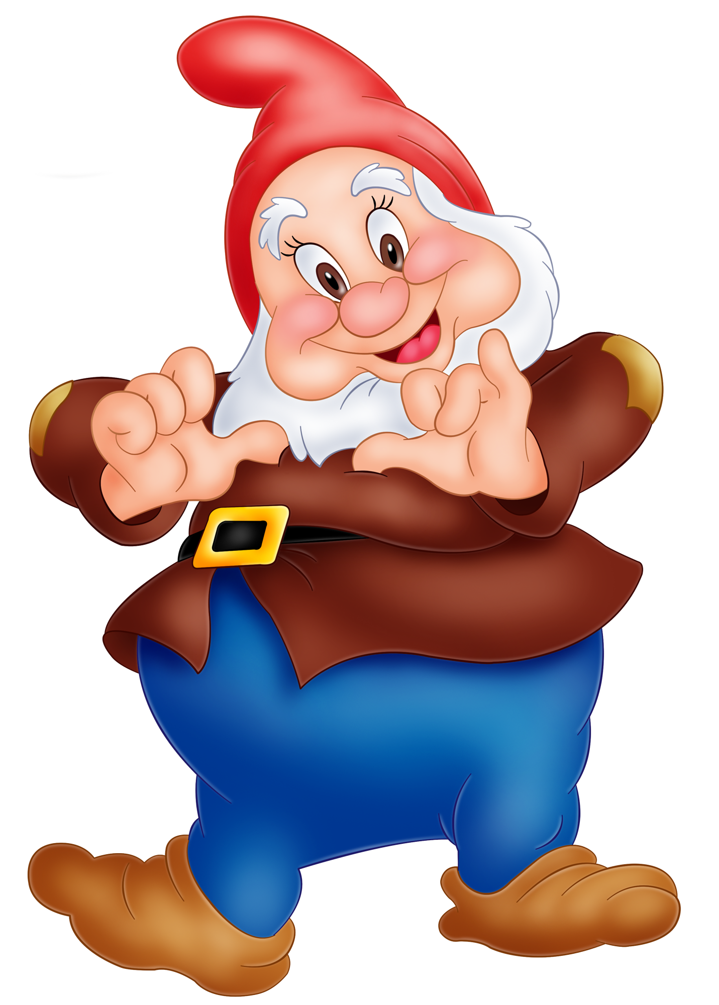 Candi apple clipart jpg free Happy Snow White Dwarf PNG Image | CARTOON PNG's - CLIP ART ... jpg free