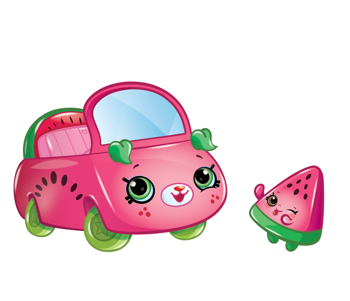 Candi apple clipart vector black and white stock Cutie Cars Characters - Meet Your Favourite Cutie Cars Characters vector black and white stock