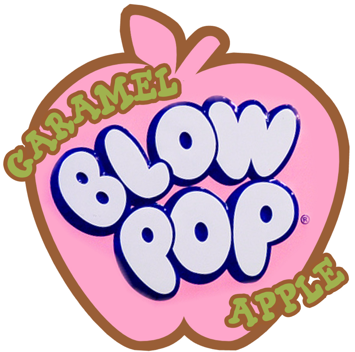 Clipart of caramel apple clipart royalty free Blow pop Logos clipart royalty free