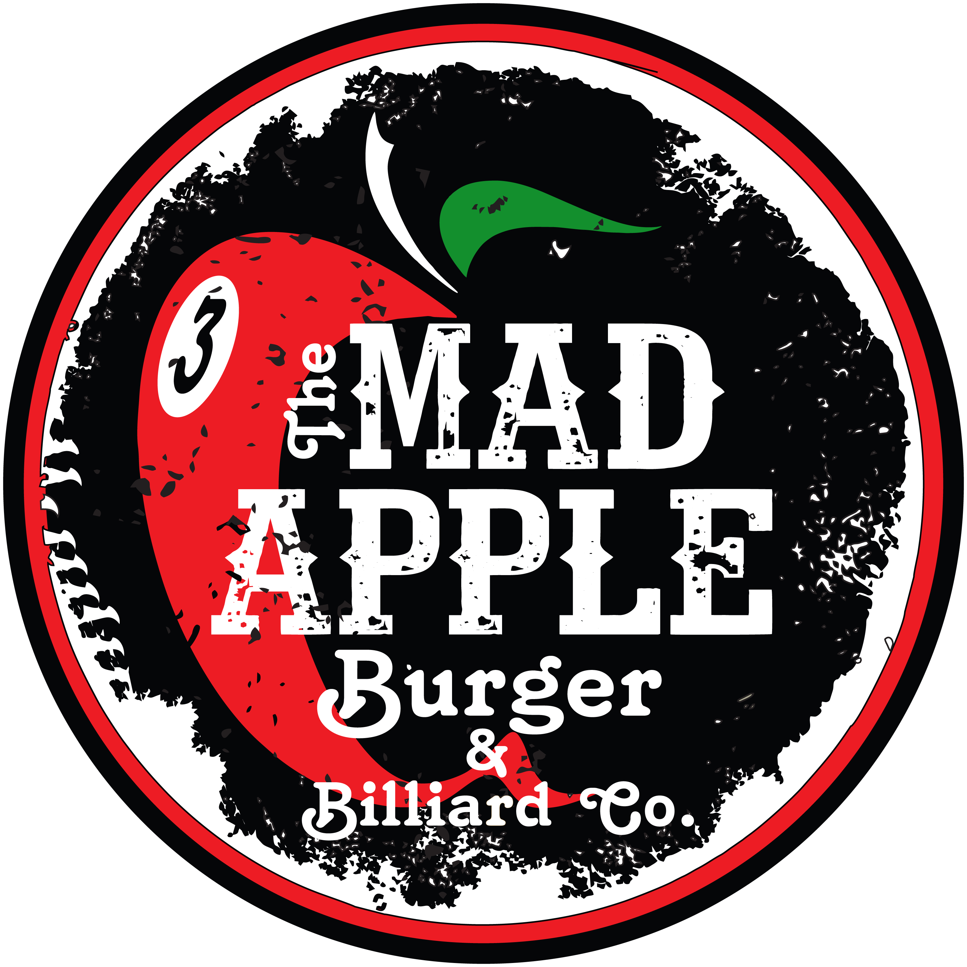 Candied apple flat clipart design clip library download The Mad Apple Burger & Billiard Co. Restaurant & Pool Hall, Appleton ... clip library download