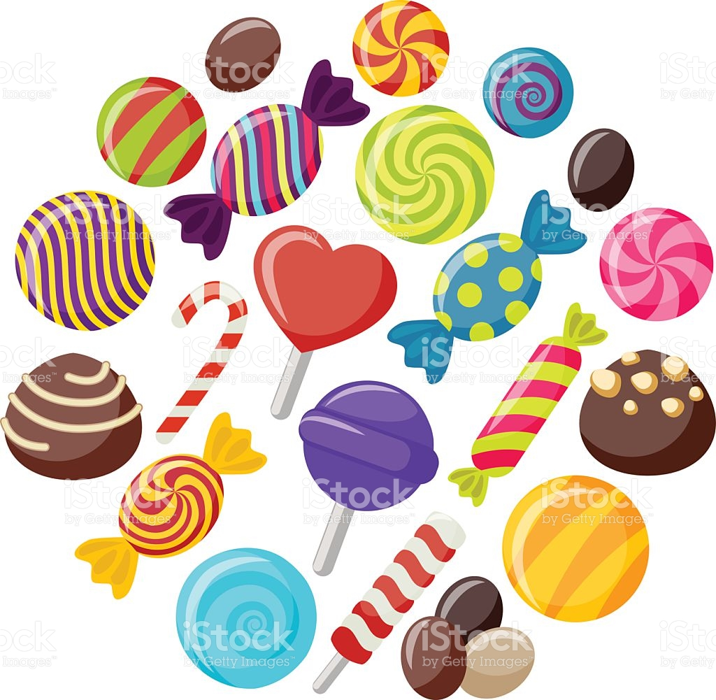 Candies clipart vector transparent library Candies clipart 5 » Clipart Station vector transparent library