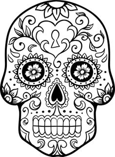 Candle clipart black and white altar dia de los muertis clip library 136 Best Dia de los muertos images in 2012 | Day of dead, Halloween ... clip library