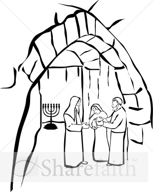 Candlemas clipart png stock Candlemas Baby Jesus | Epiphany Clipart png stock