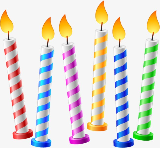Candles pictures clipart clip art free library Birthday candles clipart 3 » Clipart Portal clip art free library
