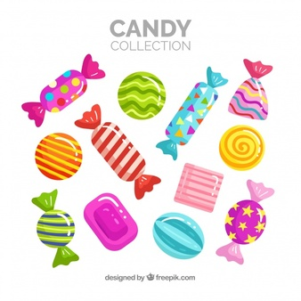 Candy and sweets clipart set free banner free stock Sweet Vectors, Photos and PSD files | Free Download banner free stock