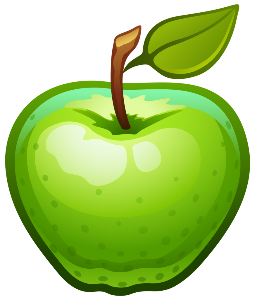 Candy apple clipart graphic royalty free stock Green Apple Clipart October Apples Clip Art 4 Small | typegoodies.me graphic royalty free stock