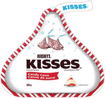 Candy cane kisses clipart jpg library download Hershey\'s Candy Cane Kisses, 200-g | Canadian Tire jpg library download