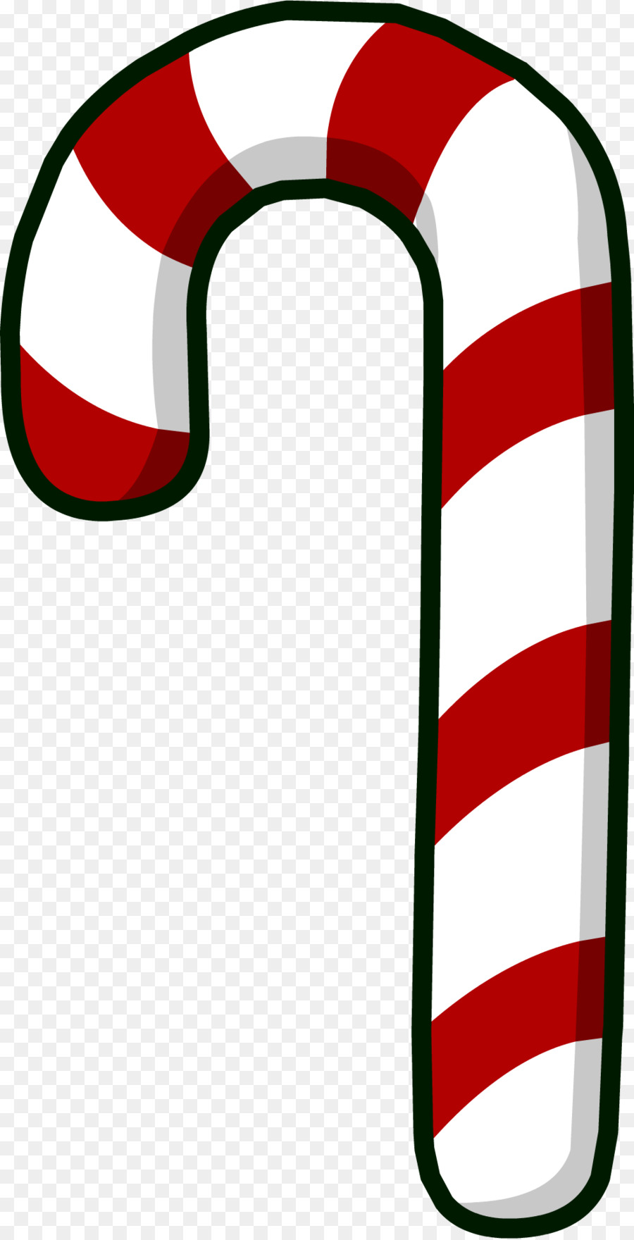Candy cane kisses clipart vector transparent library Christmas Candy Cane clipart - Drawing, Candy, Product, transparent ... vector transparent library
