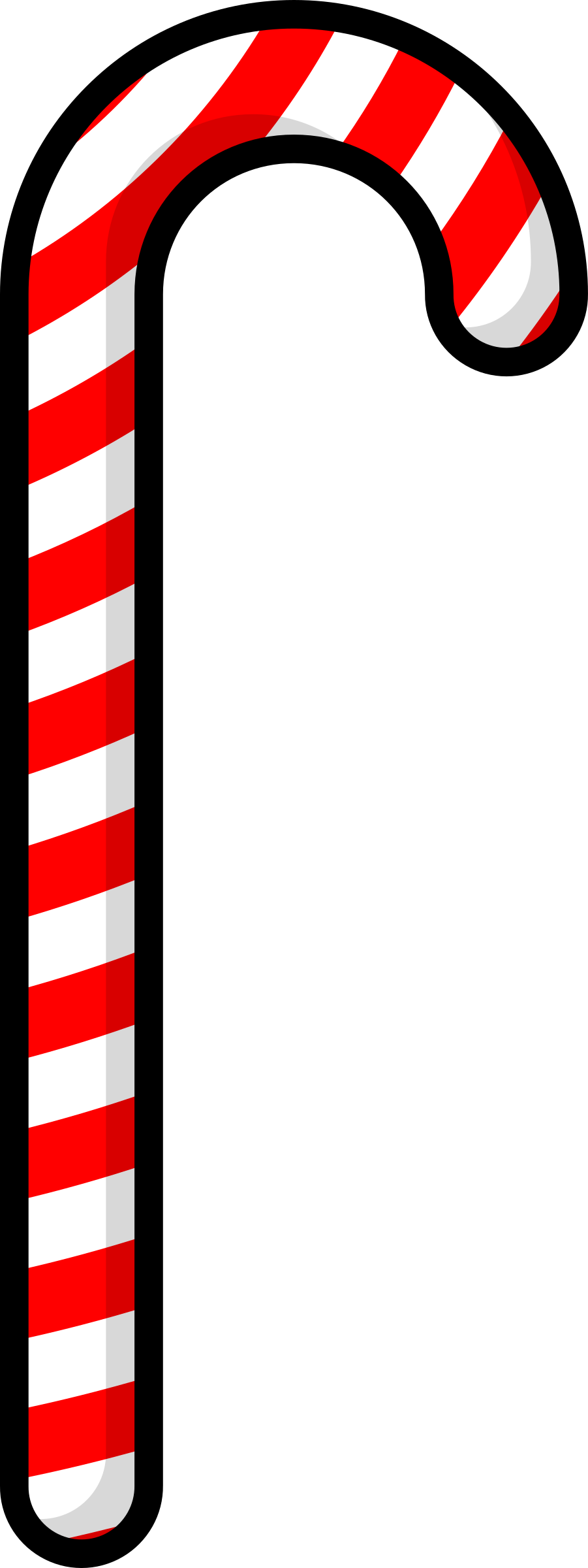 Candy cane pole clipart png library library Free Candy Cane Clip Art, Download Free Clip Art, Free Clip Art on ... png library library