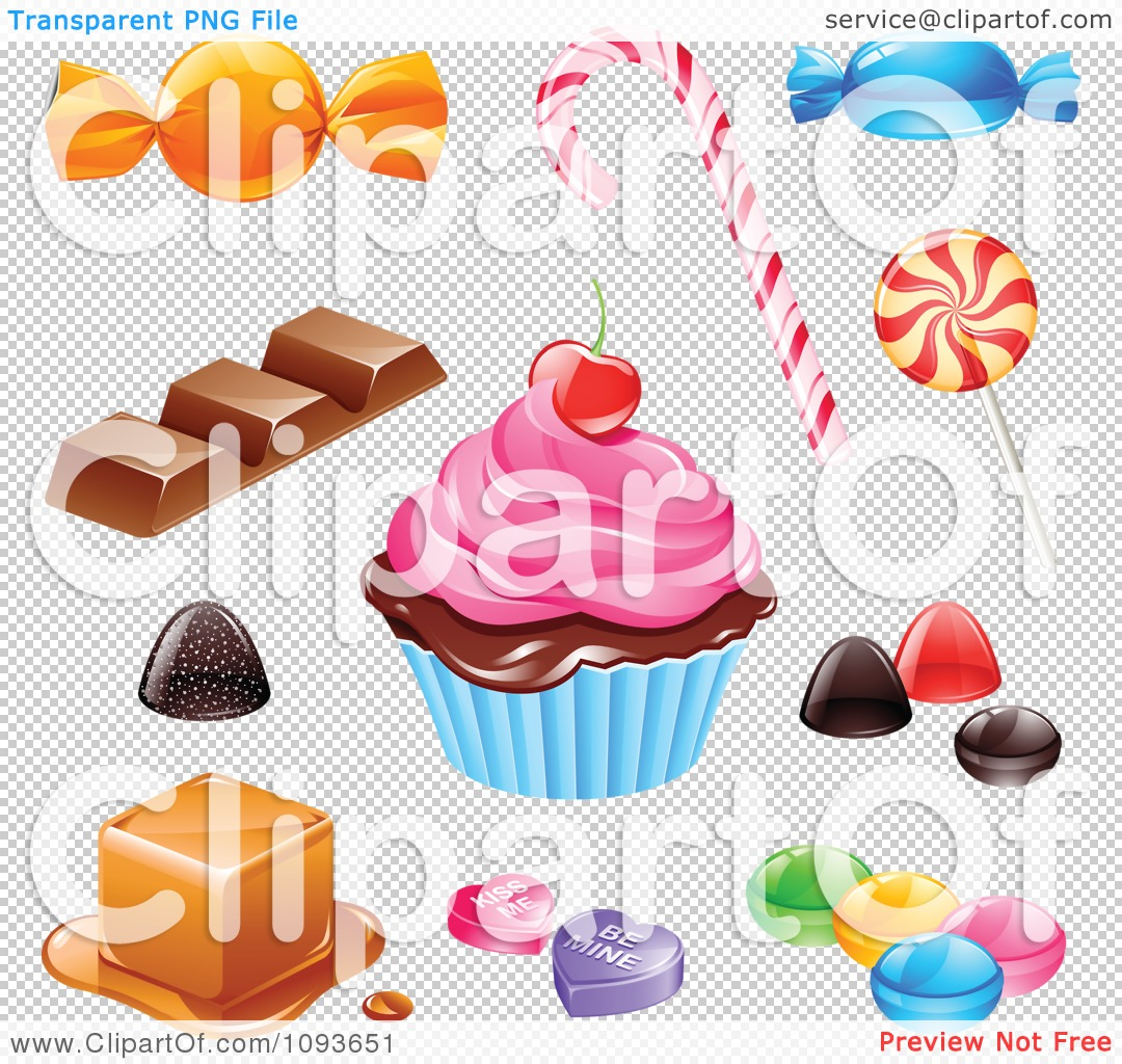 Candy clipart transparent background png free clip art freeuse stock Candies clipart vectortransparent background png free - ClipartFest clip art freeuse stock