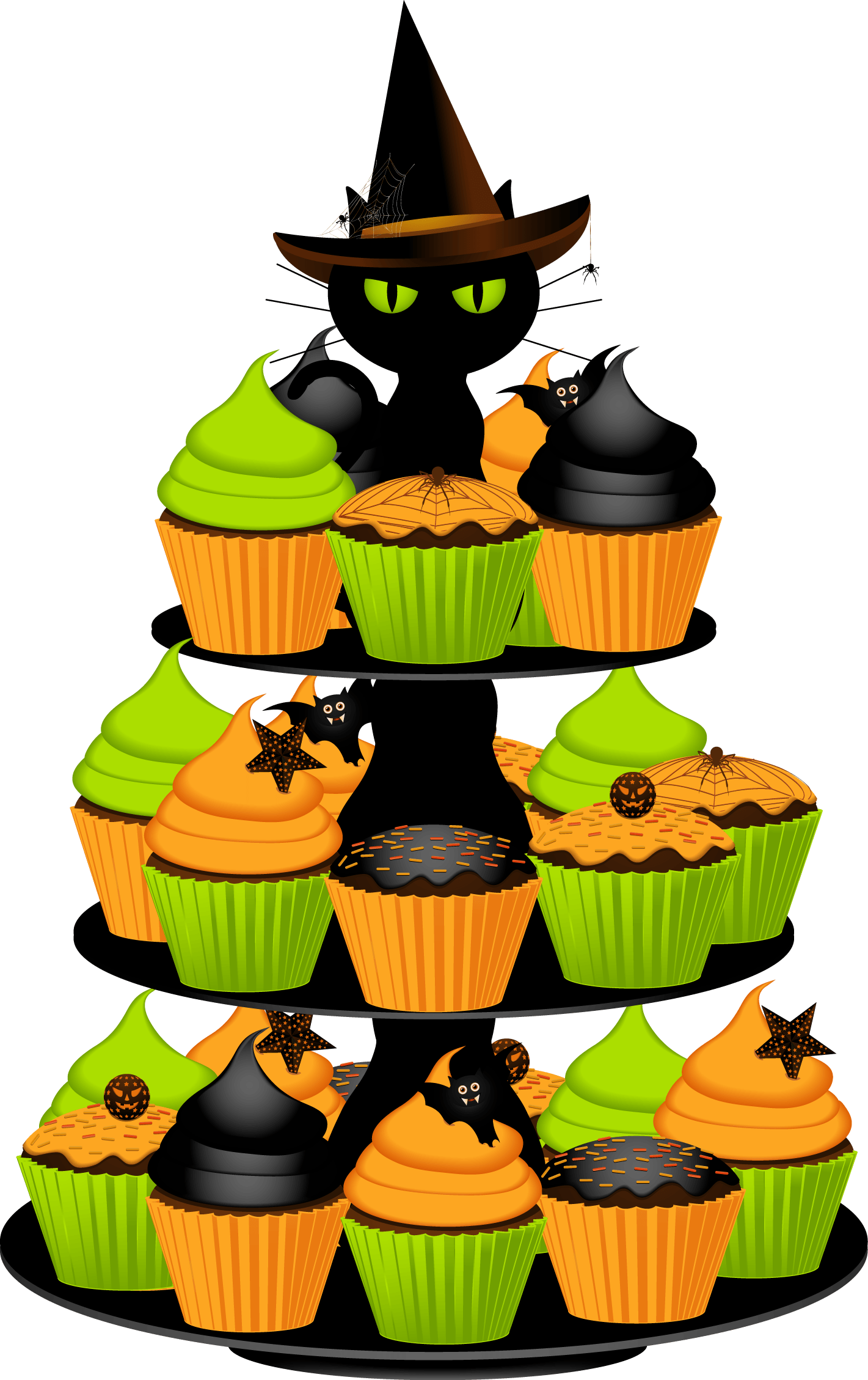 Pumpkin muffin clipart clip free Candy Corn Clipart at GetDrawings.com | Free for personal use Candy ... clip free