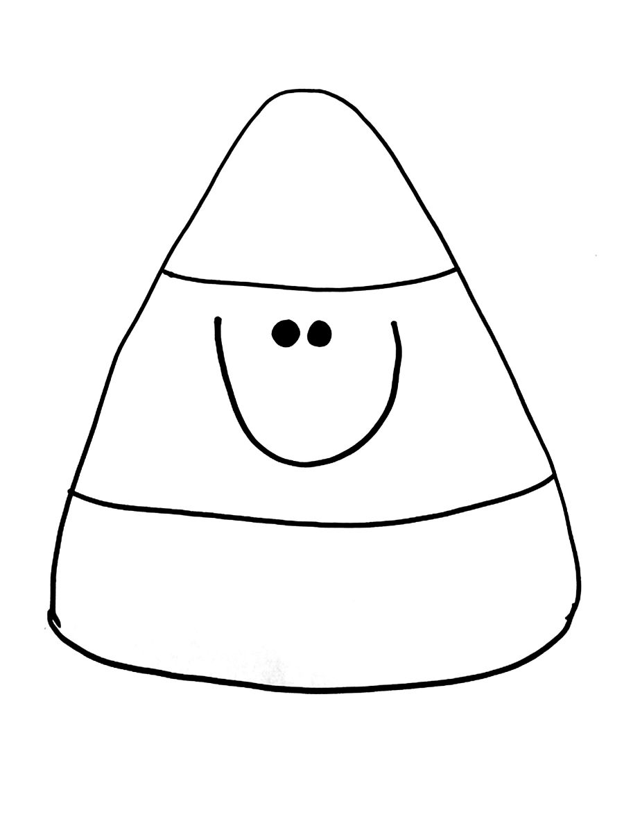 Candy corn rows coloring page clipart clipart transparent Free Candy Corn Images, Download Free Clip Art, Free Clip Art on ... clipart transparent