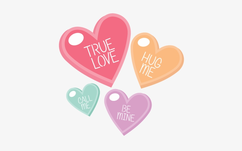 Candy hearts clipart png Png Free Download Candy Hearts Clipart - Candy Hearts Clip Art ... png