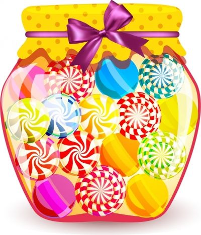 Candy jar clipart transparent library candies jar background shiny colorful decoration | clasa in 2019 ... transparent library