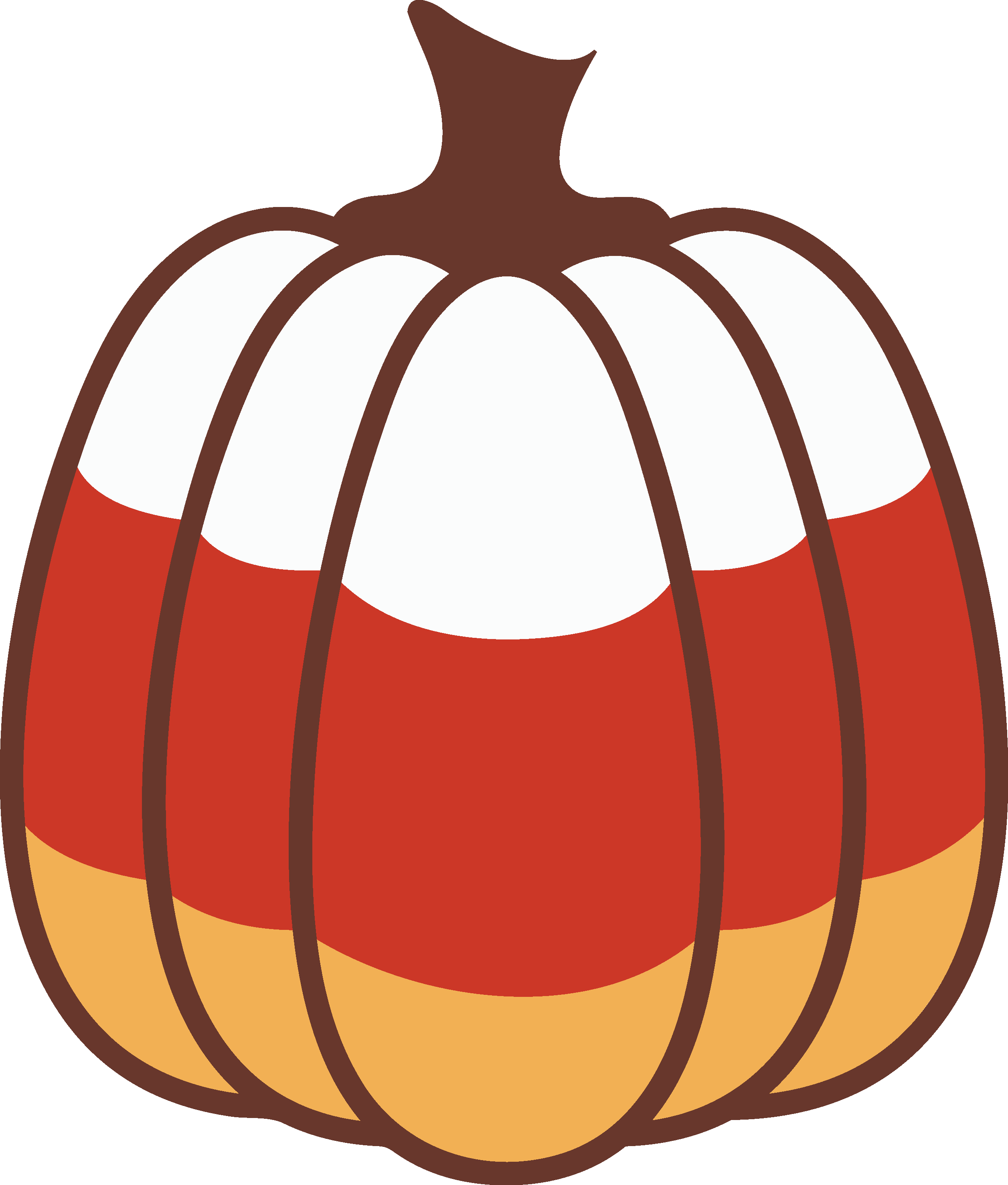 Pumpkin silhouette clipart clip royalty free download Halloween clip royalty free download
