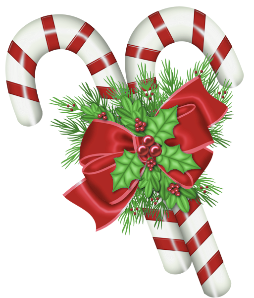 Candy tree clipart clip free stock Candy Cane Crafts-how to turn your traditional candy canes into ... clip free stock