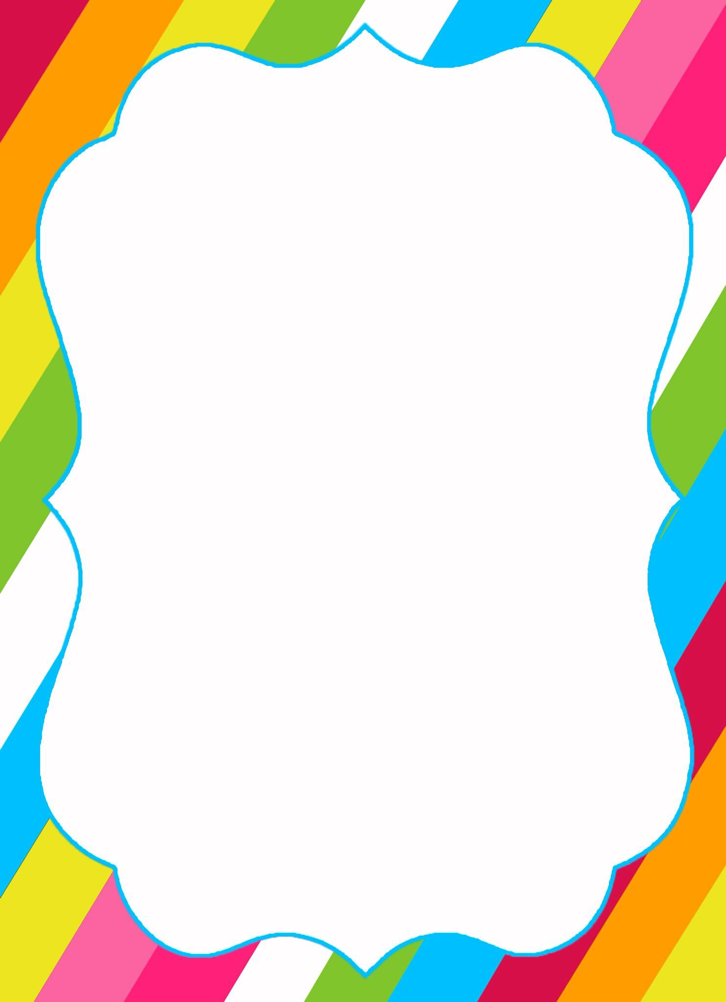 Candyland border clipart png royalty free Candyland Border Png - Clip Art Library png royalty free