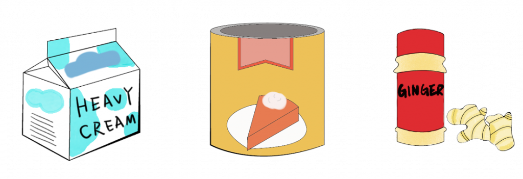 Canned pumpkin clipart png freeuse stock We Have the Secret Recipe for Red Truck Bakery's Amazing Pumpkin Pie ... png freeuse stock