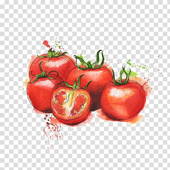 Canned tomato juice black and white clipart png freeuse download Red tomatoes , Tomato juice Italian cuisine Organic food Tomato ... png freeuse download