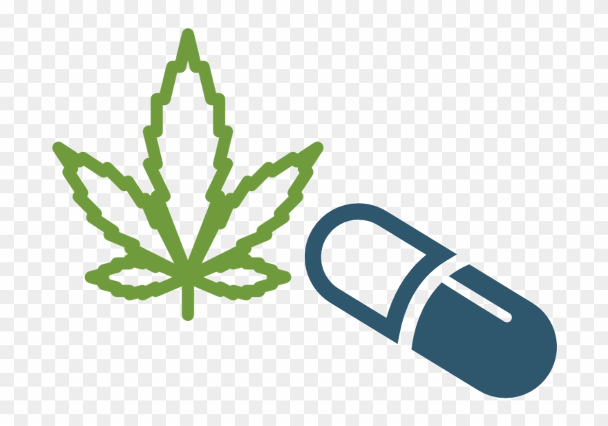 Cannibus clipart vector free library Cannabis-medicine - Cannabis Clipart - Clipart Png Download (#685953 ... vector free library