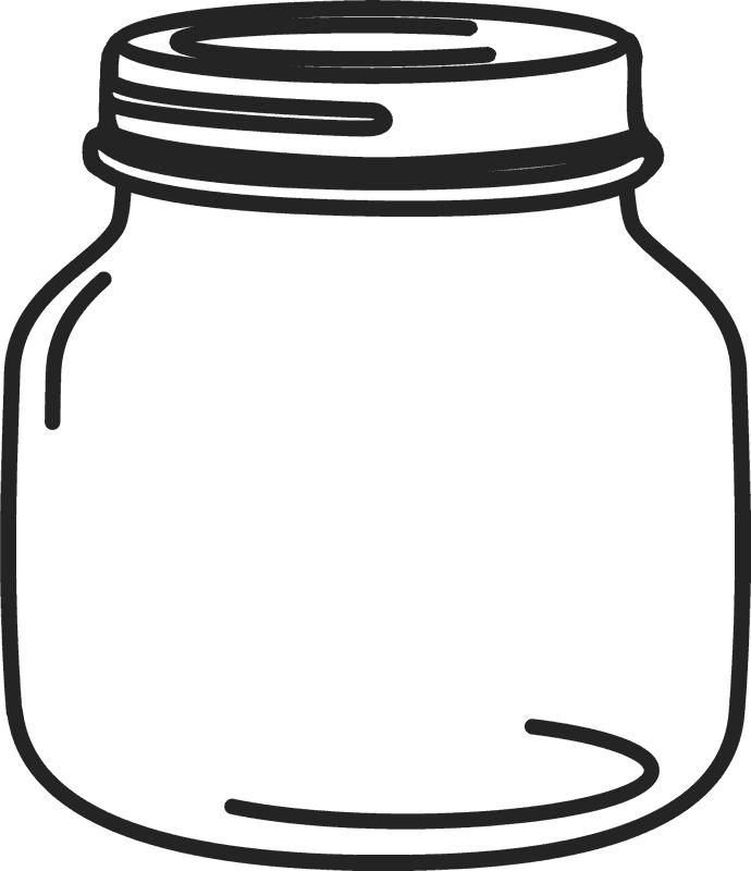 Canning jar clipart banner download Mason Jar Image | Free download best Mason Jar Image on ClipArtMag.com banner download