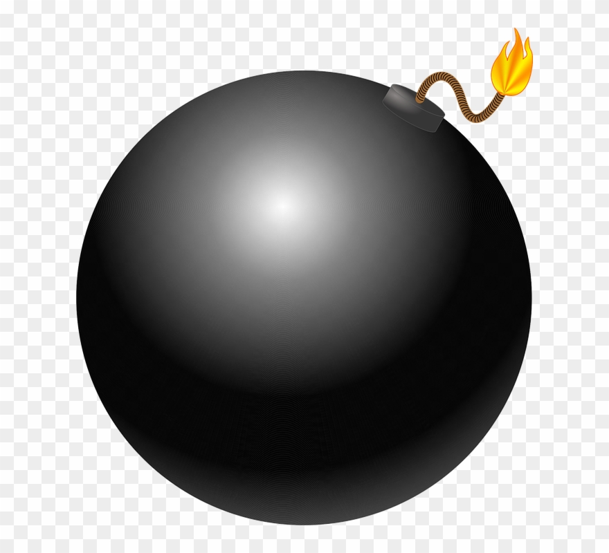 Cannon ball clipart picture library download Explosion Clipart Ww1 Bomb - Cannon Ball No Background - Png ... picture library download