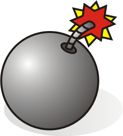 Cannonballs clipart graphic royalty free stock Free Cannon Ball Cliparts, Download Free Clip Art, Free Clip Art on ... graphic royalty free stock