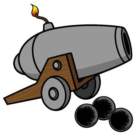Cannonballs clipart freeuse Cannonball clipart 7 » Clipart Station freeuse