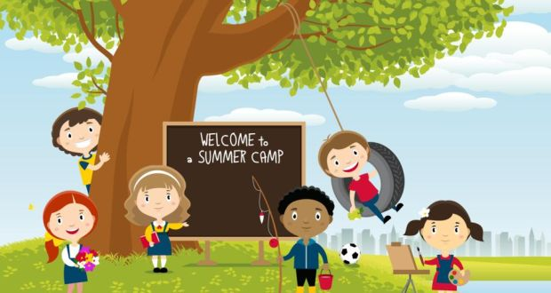 Canoe camp song clipart image freeuse 2018 Summer Camps in Ireland: guide to the biggest, best and beloved image freeuse