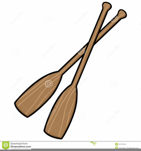 Canoe with paddles clipart png royalty free stock Canoe Paddle Clipart | Free Images at Clker.com - vector clip art ... png royalty free stock