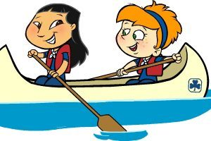 Canoing clipart clip art stock Free clipart canoe » Clipart Portal clip art stock
