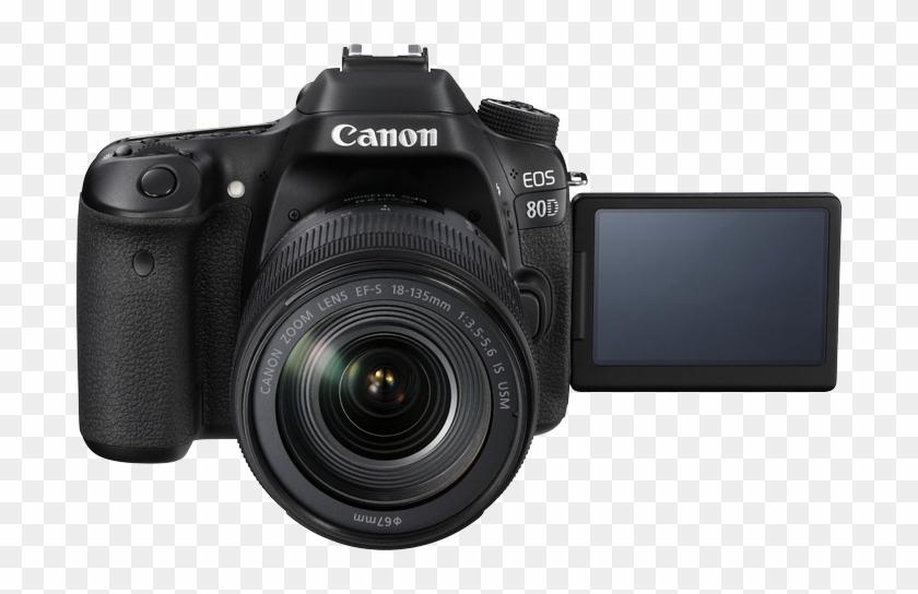 Canon 80d clipart banner free Download Canon 80d Dslr Camera Png Transparent Images - Canon 80d 18 ... banner free