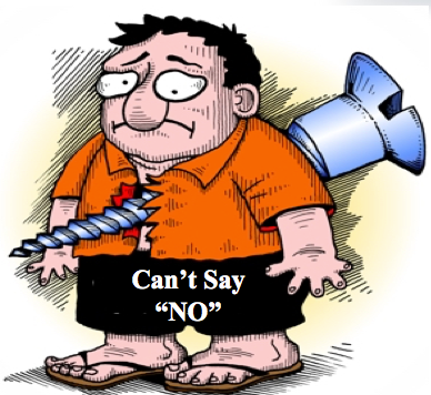"Cant say no clipart clip free stock Can\'t Say ""NO"" … Weak With Math … Okay Send Me All Of Your Already ... clip free stock"