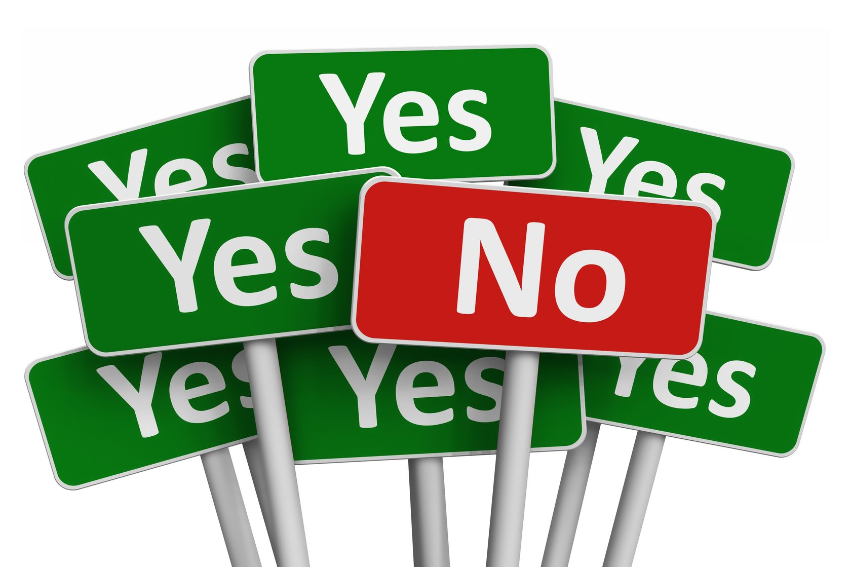 "Cant say no clipart jpg transparent stock Why Saying ""No"" Doesn\'t Work - The Autism Analyst jpg transparent stock"