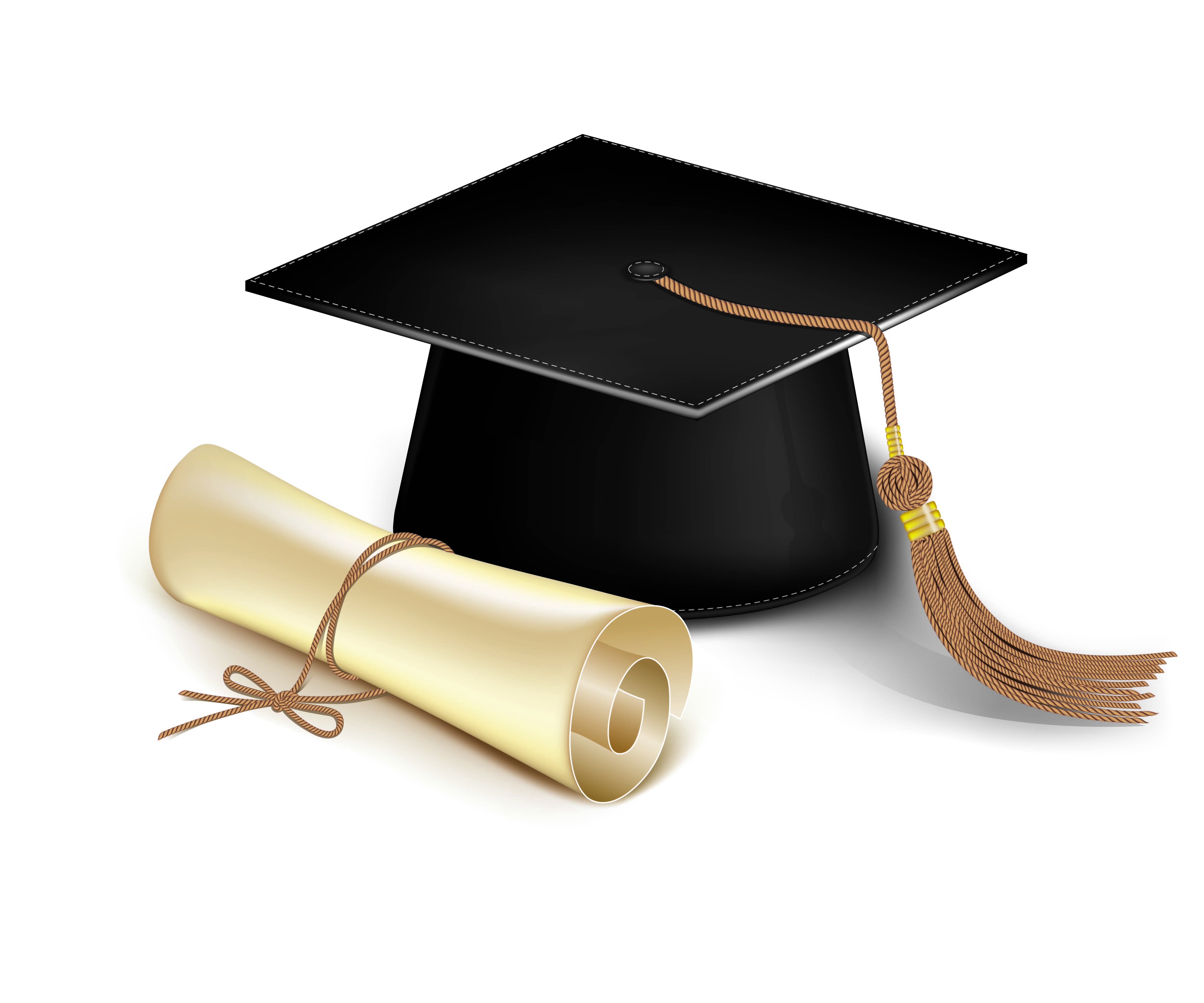 Cap and diploma clipart picture library library Best Diploma Clipart #16141 - Clipartion.com picture library library