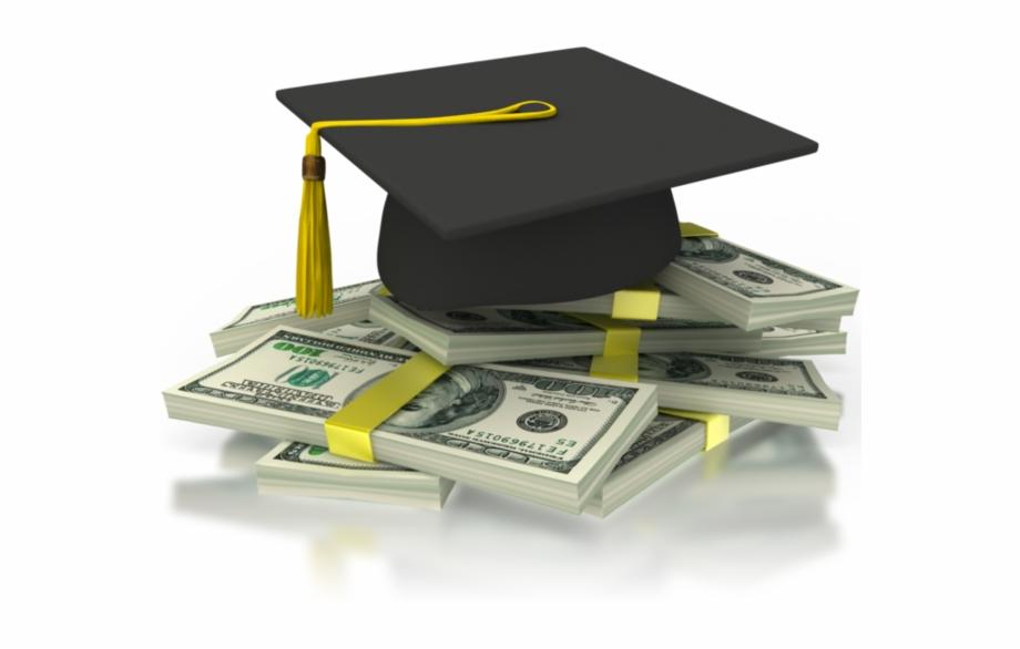 Cap scroll clipart cash clipart transparent Good Grades - Graduation Cap And Money Free PNG Images & Clipart ... clipart transparent