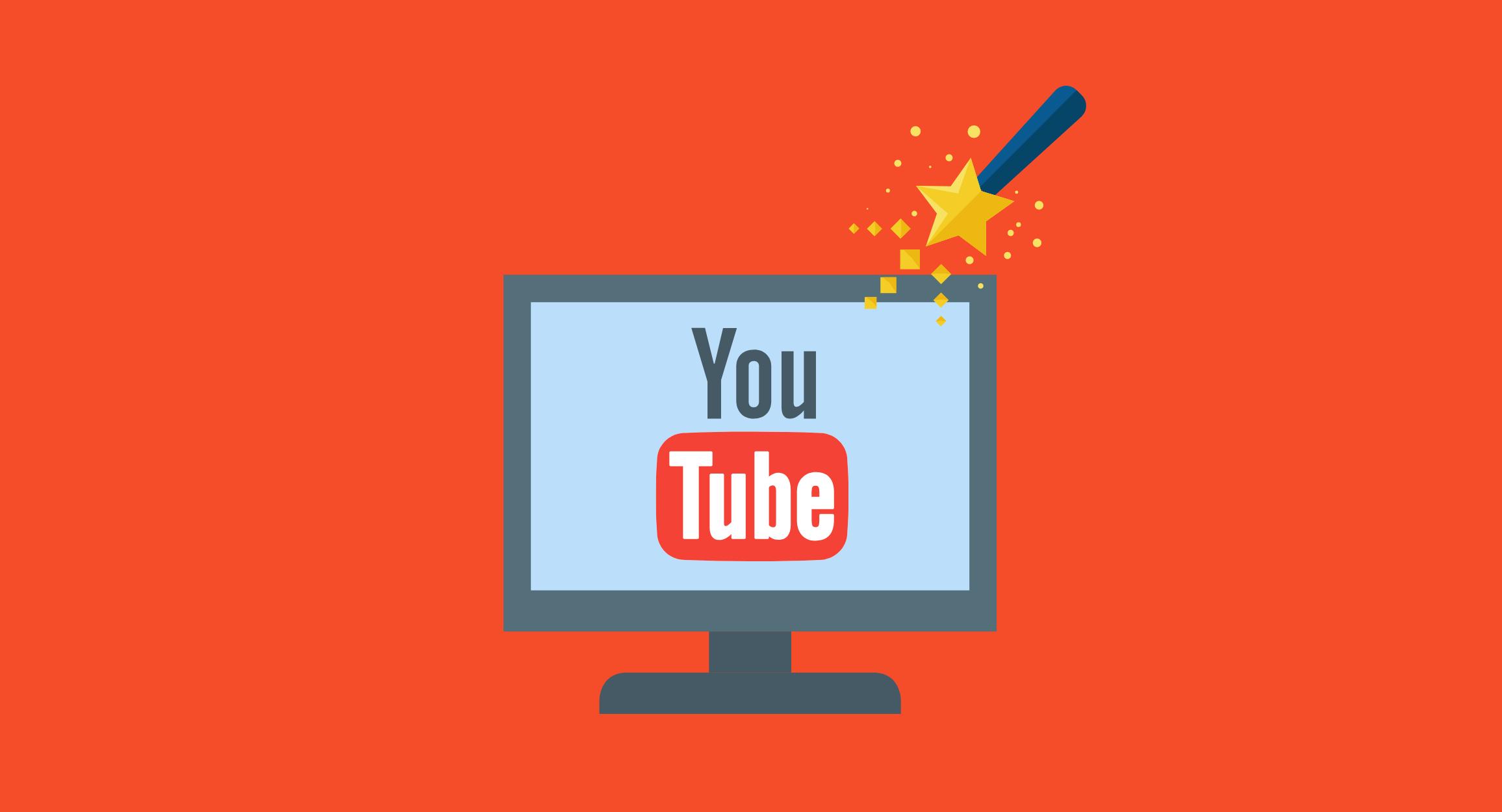 Capa para youtube clipart banner transparent stock 20+ YouTube Banner Templates & YouTube Branding Tips - Venngage banner transparent stock