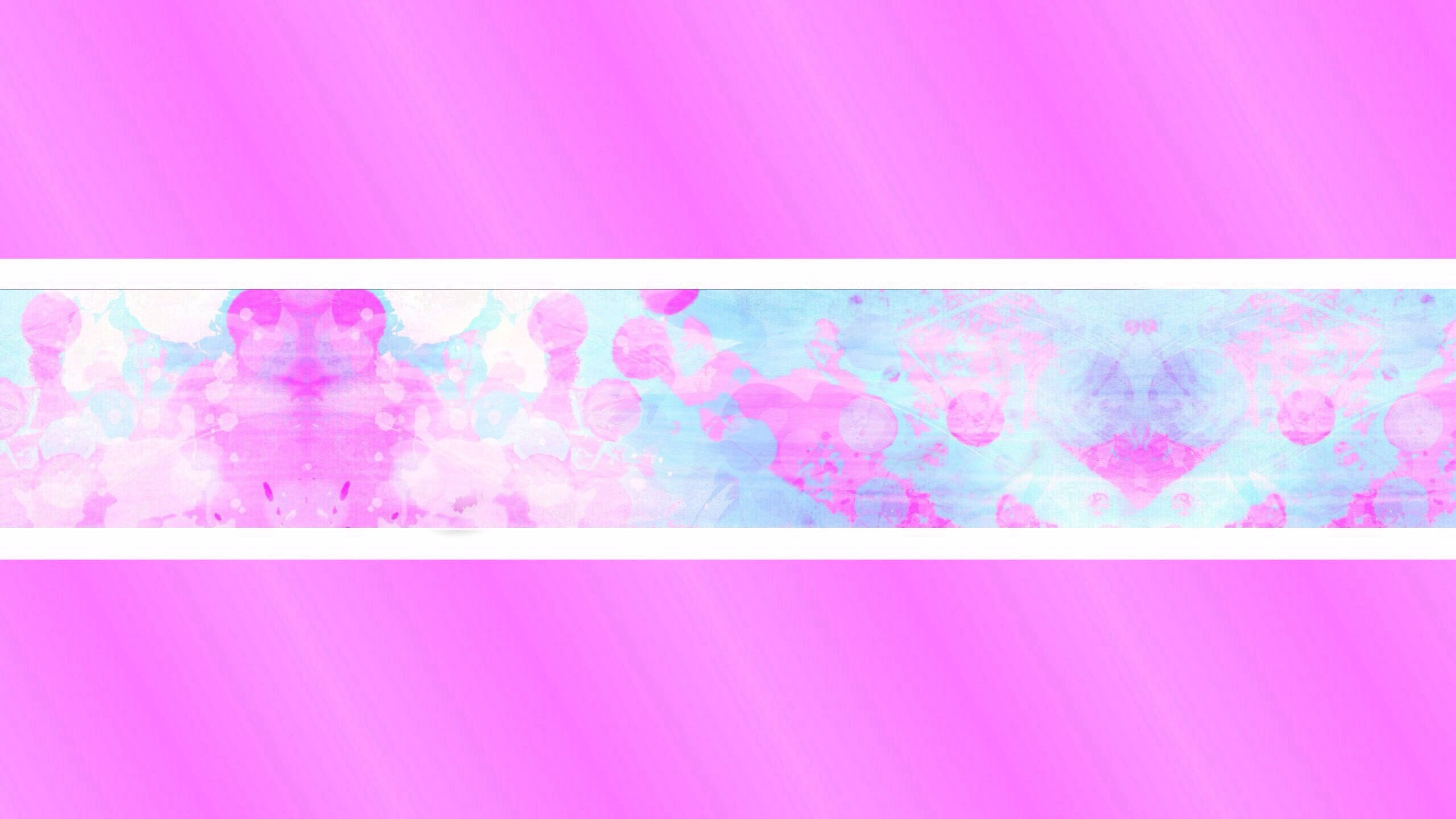 Capa para youtube clipart picture transparent download Pink/Blue Youtube Banner Template — imgbb.com | utube in 2019 ... picture transparent download