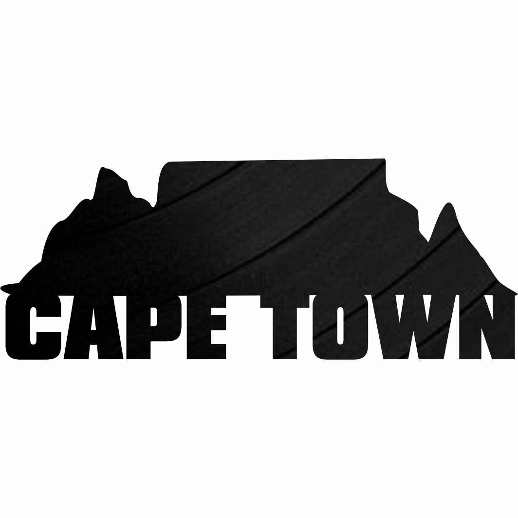 Cape town clipart png black and white library Cape town Fridge Magnet png black and white library