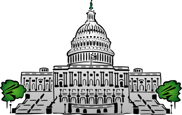 Clipartfest us small medium. Capitol building clipart png