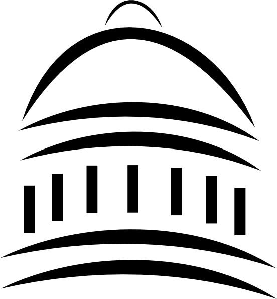 Star transparent clipartfest free. Capitol building clipart png