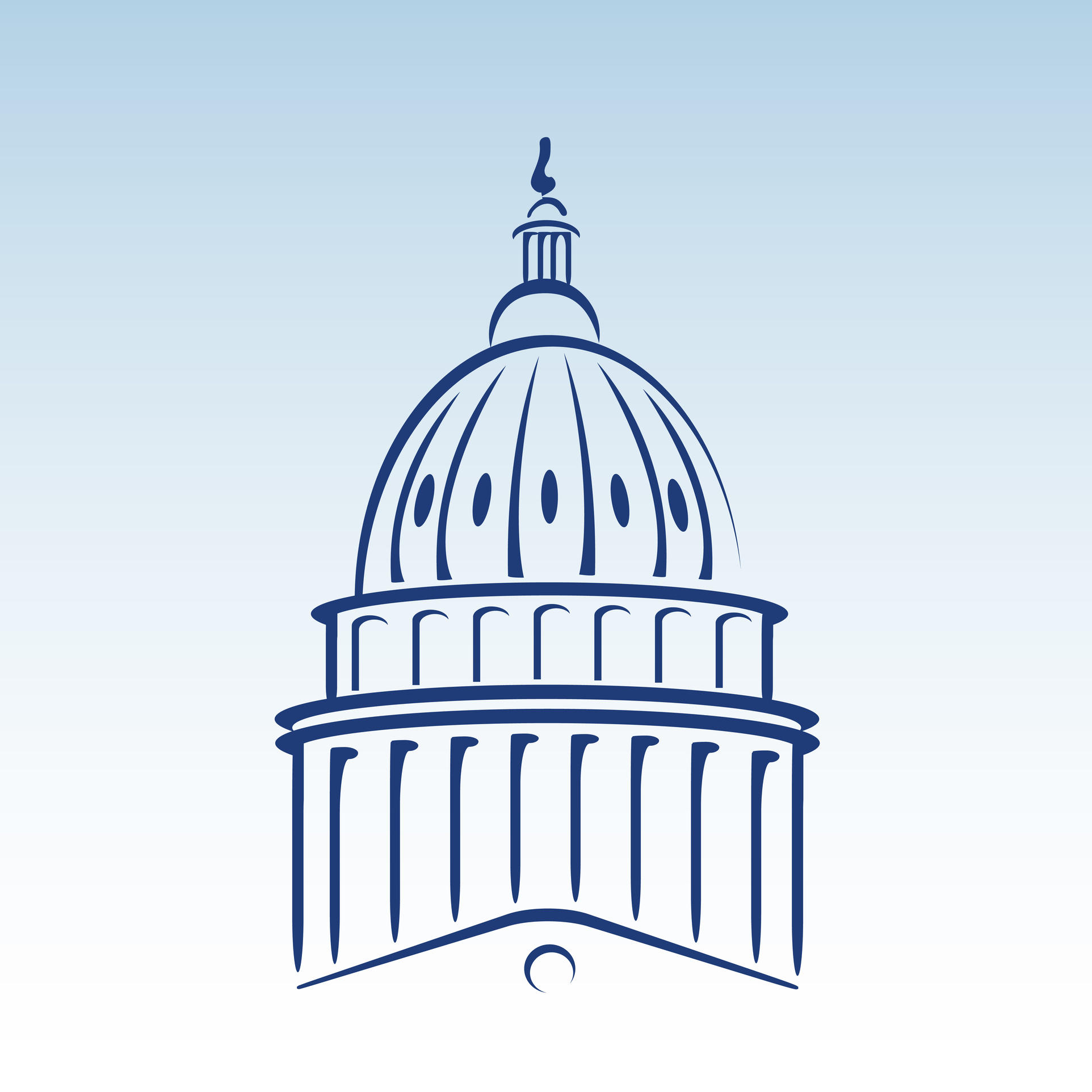 Capitol building clipart png image library download Capitol hill clip art - ClipartFest image library download