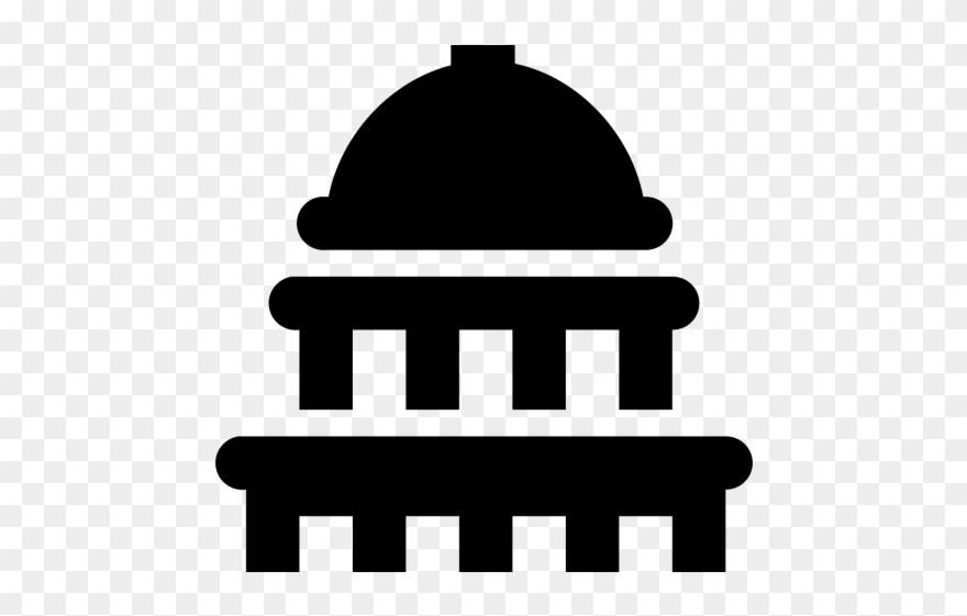 Capitol clipart transparent graphic library Political Clipart Capitol Dome - Transparent Capitol Building Icon ... graphic library