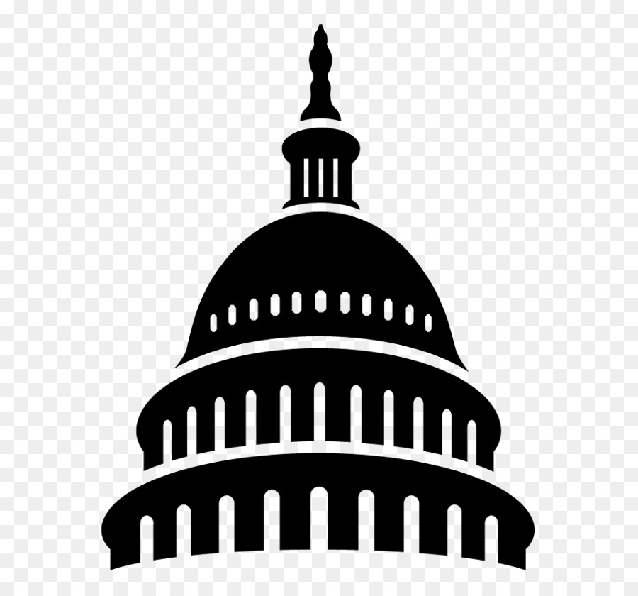 Capitol dome clipart white vector free download Congress Background png download - 678*831 - Free Transparent United ... vector free download