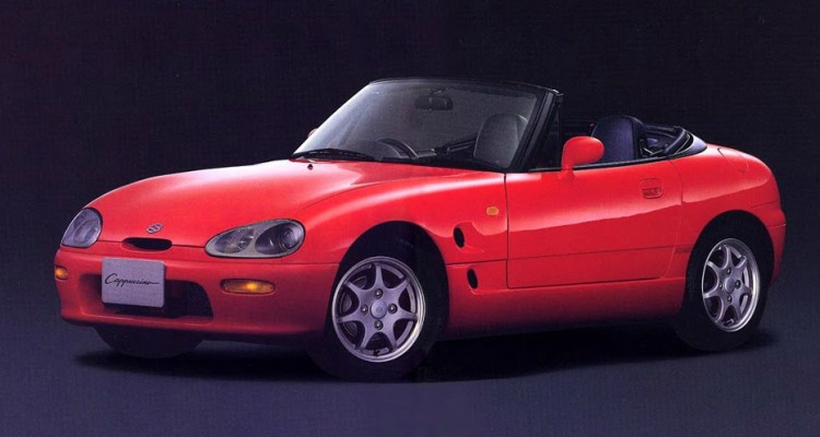 Cappuccino car picture freeuse download 2017 Suzuki Cappuccino To Be Next Japanese Lightweight RWD Sports Car picture freeuse download