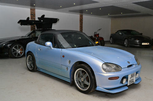 Cappuccino car clip freeuse Cost of Suzuki Cappuccino » Confiscated Cars in Your City clip freeuse