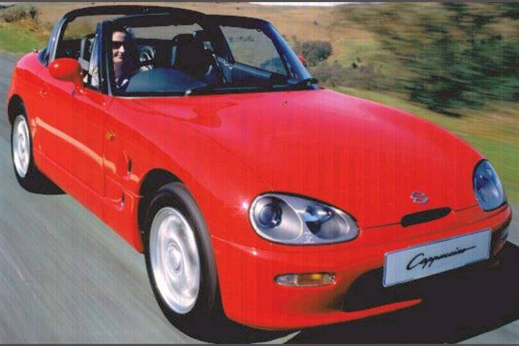 Cappuccino car picture Suzuki Cappucino (1993 - 1995) used car review | Car review | RAC ... picture