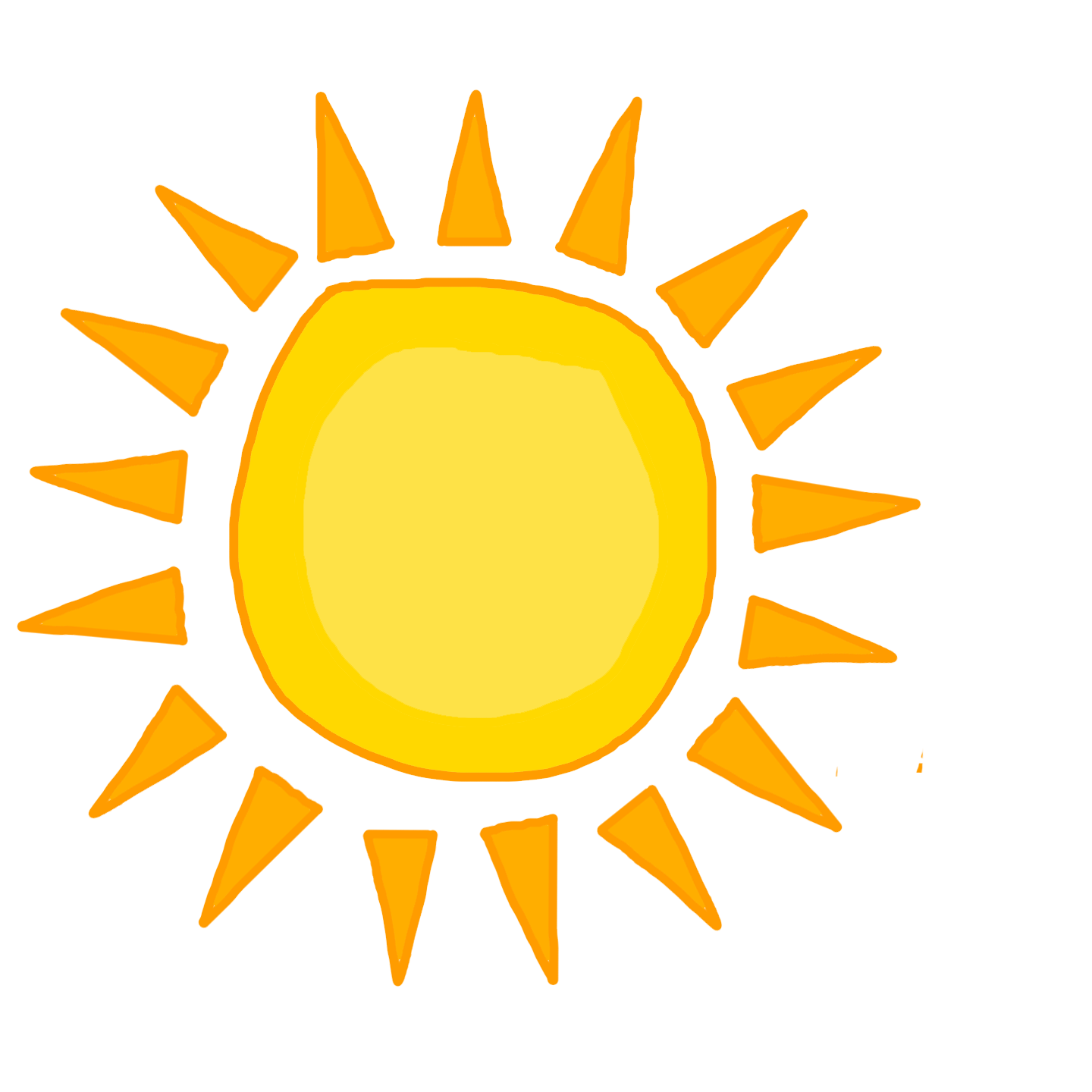 Happy sun clipart no background svg freeuse library Sun PNG Transparent Sun.PNG Images. | PlusPNG svg freeuse library
