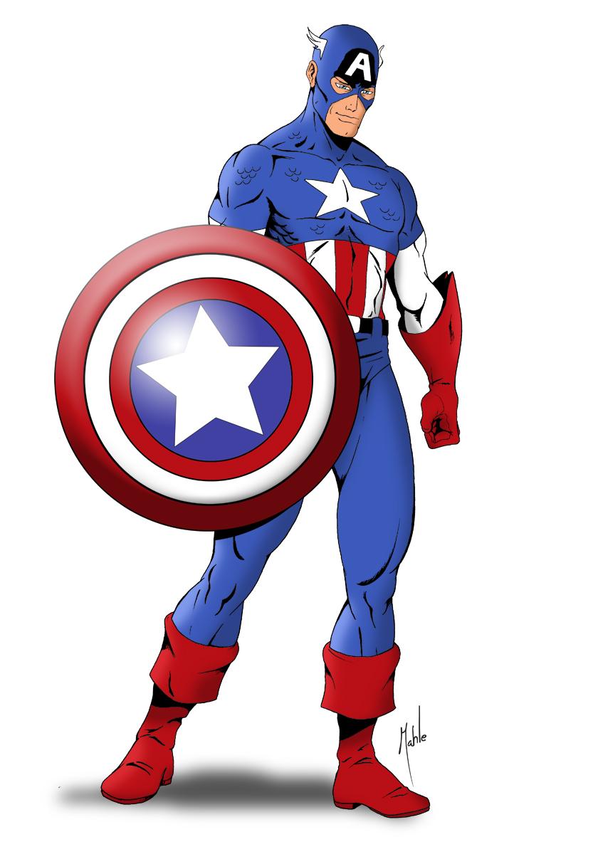 Captain america cartoon clipart jpg Collection of Captain america clipart | Free download best Captain ... jpg