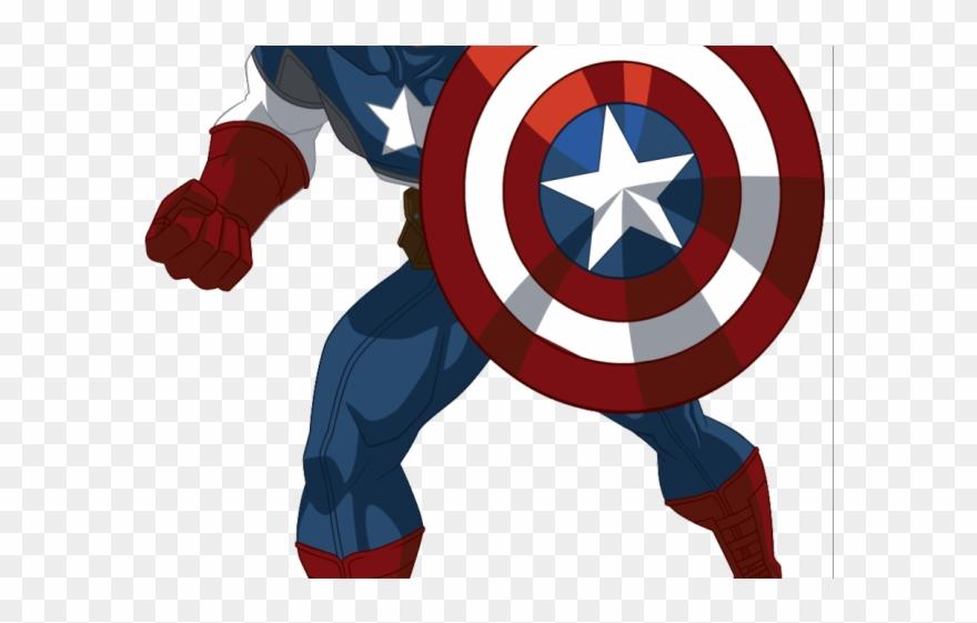 Captain america cartoon clipart image library library Captain Marvel Clipart Animated - Avengers Captain America Cartoon ... image library library